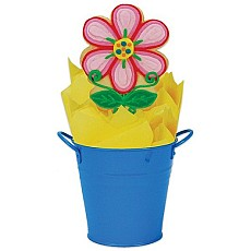 AGS1 - Spring Flower Pail