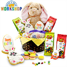 AGE9 - Deluxe Hoppy Easter Basket