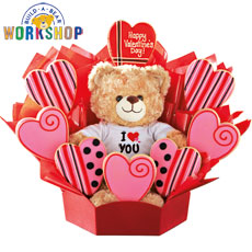 BAB230 - Build-A-Bear - Sweet Valentine