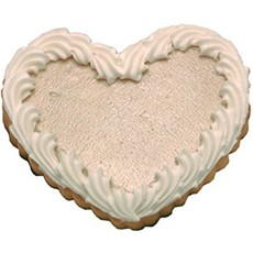 CFG16 - Wedding Heart Cookie Favors