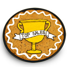 PC45 - Top Sales Cookie Cake