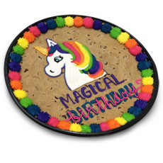 PC464 - Magical Unicorn Cookie Cake