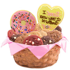 W506 - Sprinkled with Love Basket