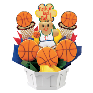 BASKETBALL COOKIE GIFTS