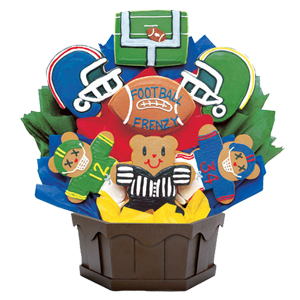 FOOTBALL COOKIE GIFTS