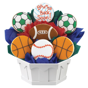 VOLLEYBALL COOKIE GIFTS