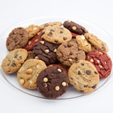TRY20 - Two Dozen Gourmet Cookie Tray