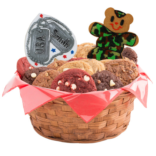 A Grateful Country Cookie Basket
